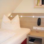 Kleine Komfort Zimmer