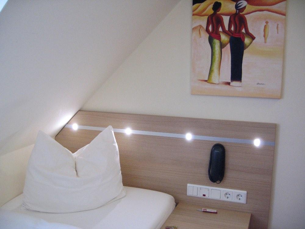 Klein & Fein Einzelzimmer 409