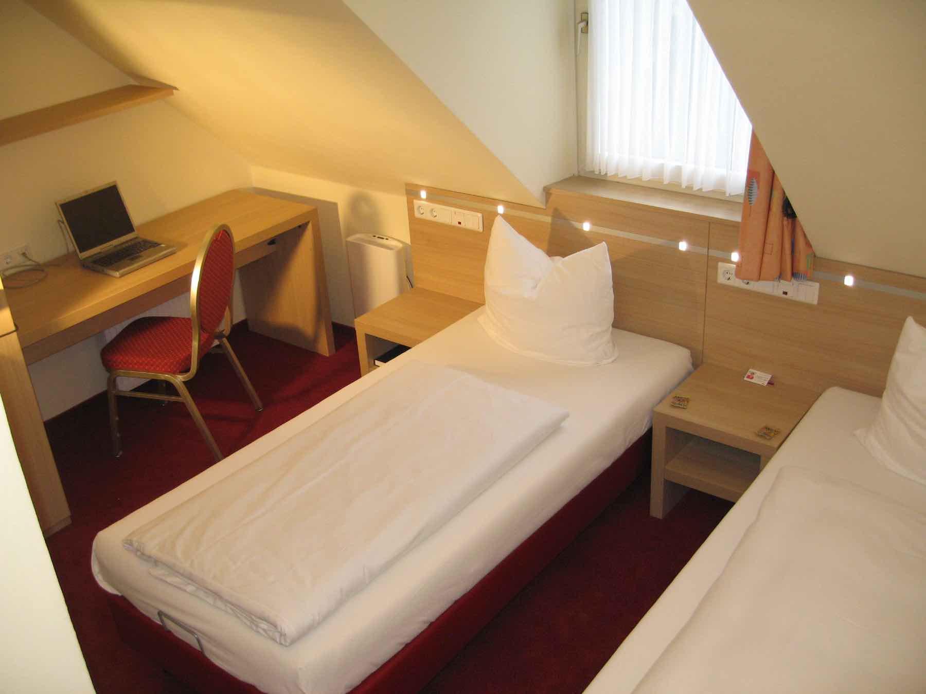 Koblenz: hier finden sie günstige Zimmer - Hotel in Koblenz
