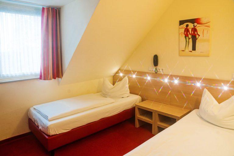 Übernachten in Koblenz Zimmer Hotel Scholz